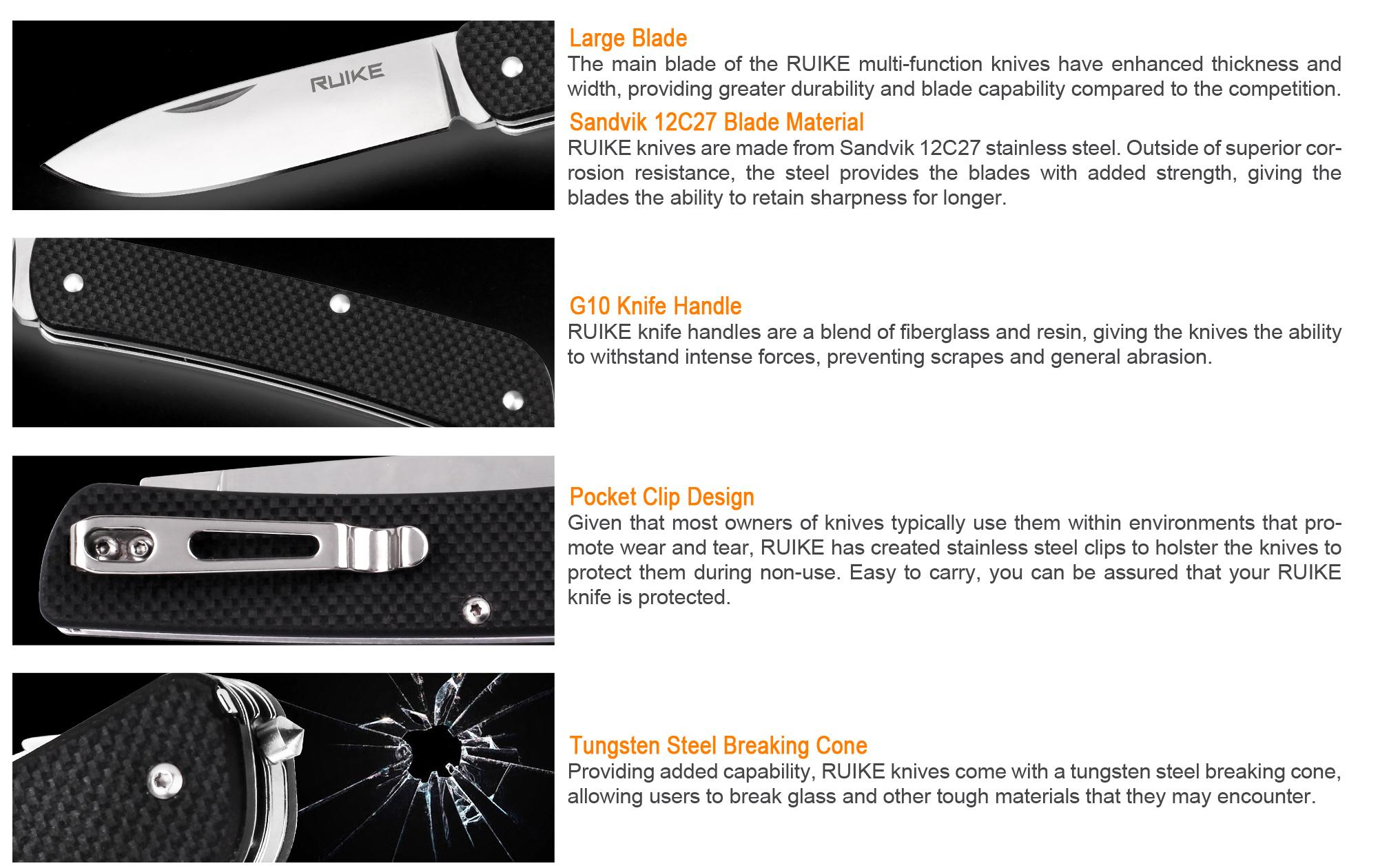 ruikeknives